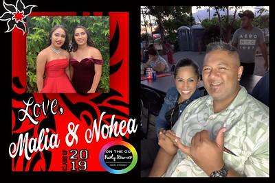Malia & Noheaʻs Graduation, Roamer Photos, 070619