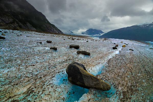 Meade Glacier- Scagway, Alaska