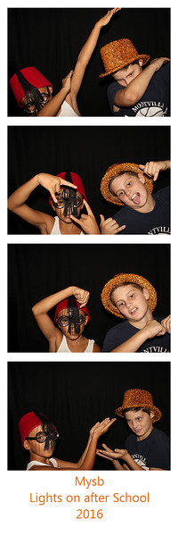 Youth Center Photo Booth 2016
