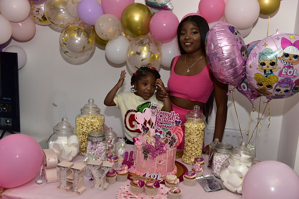 Ryhanna's 4th Birthday