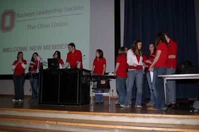 2008 Buckeye Leadership Society Event
