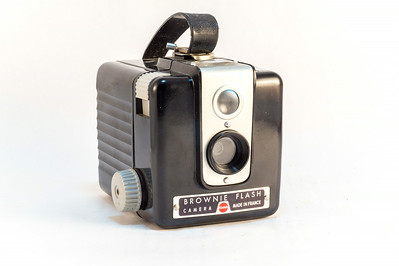 Kodak Brownie Flash, 1949