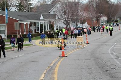 Marathon at 26.1 Mile Mark - 2015 Lets Move Festival of Races