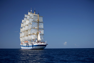 S/V Royal Clipper: Caribbean