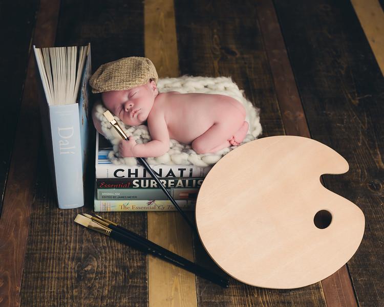 Eli Newborn Session