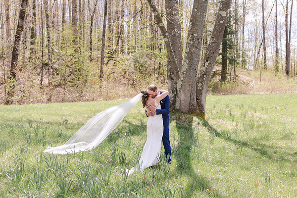 Mary & David's Beautiful Mendon Vt Wedding
