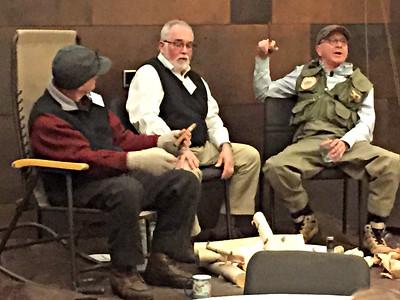 2016 04 08:  Ron Hadsall, Toast, Roast, Minneapolis, MN