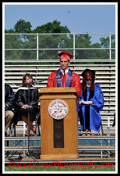 OTHS 2012 Graduation - Commencement Speeches, Candid and post ceremony