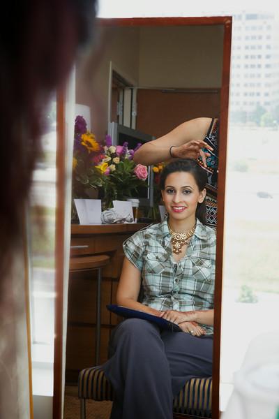 Le Cape Weddings - Indian Wedding - Day 4 - Megan and Karthik Bride Getting Ready 6.jpg