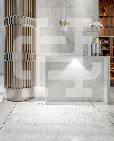 Sheraton Lobby Concierge Desk