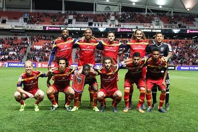 RSL vs Municipal - Concacaf Champions League • 10-20-2015