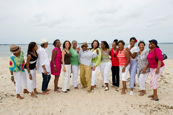 Clambake at Havens Beach hosted by:  Alpha Sigma Boule Foundation 2011