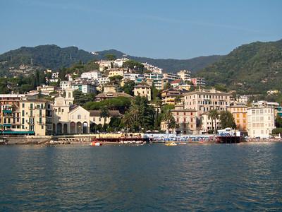 Rapallo & Portofino