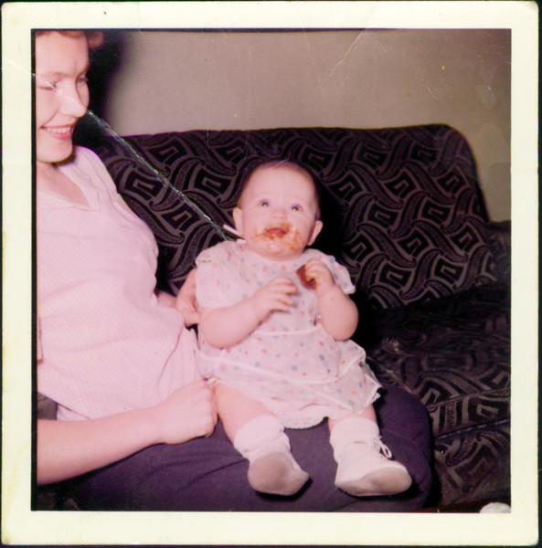 Mom & Shari Grant