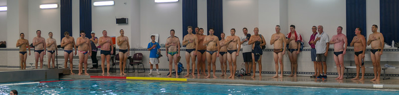 2018 USNA Water Polo