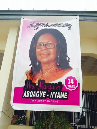 One Week Observance - Accra
