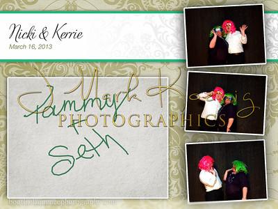Nicki + Kerrie Wedding
