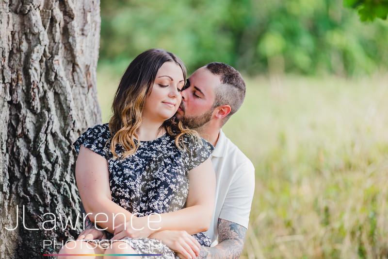 Lauren and Kieran Engagement