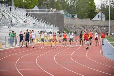 WHAC Conf Meet - Men's 800M Run