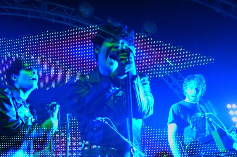 Neon Indian. New Years Freakout 5. Night 2. Oklahoma City, Oklahoma. January 1, 2012.
