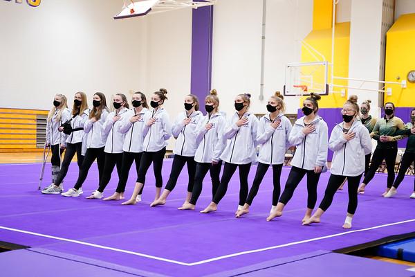 2021-01-23 Gymnastics vs Wawasee