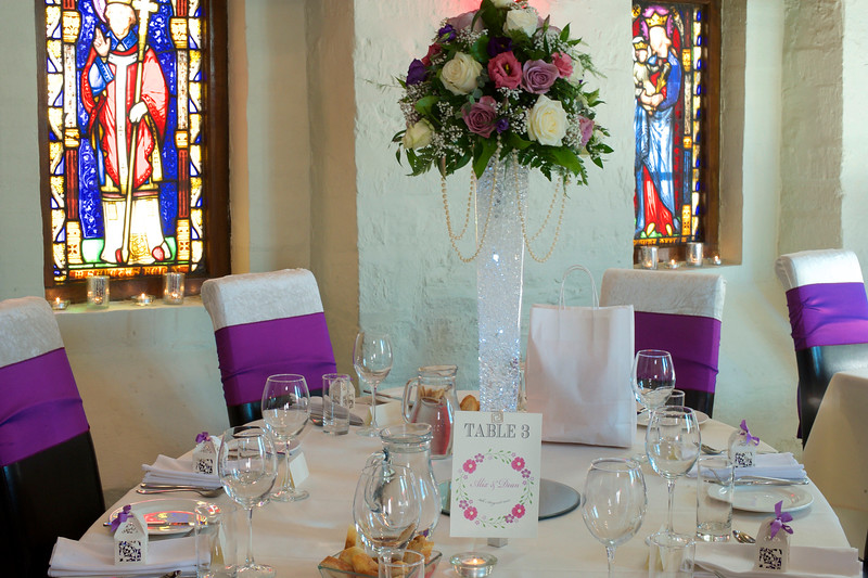 Professional Wedding photographer at The Church restaurant in Northampton
