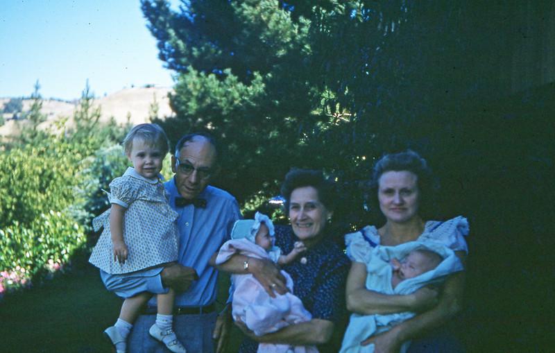Beckleys, Velma, and Kids