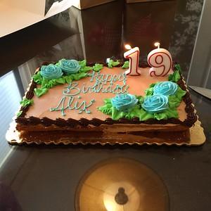 Happy 19th Alix