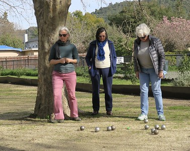 January Petanque 2017 -  - Courtesy of Alain Efron