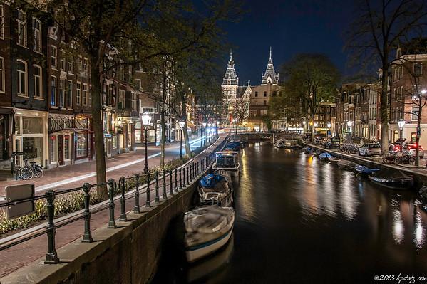 2012 & 2013 Amsterdam