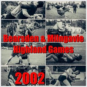 2002 Bearsden & Milngavie Highland Games