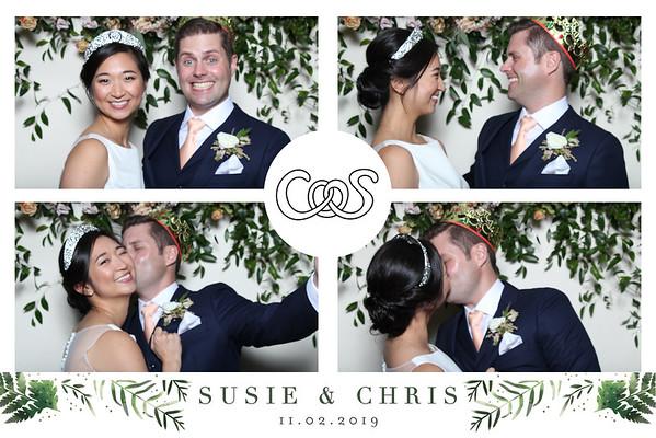 Chris + Susie's Wedding