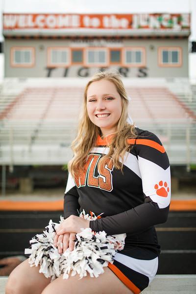 Claire Harr Senior