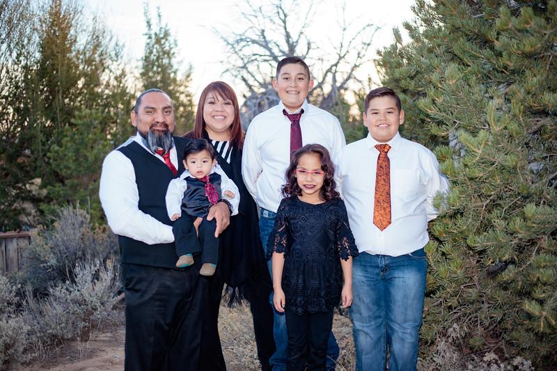 Elgia & Family Pix