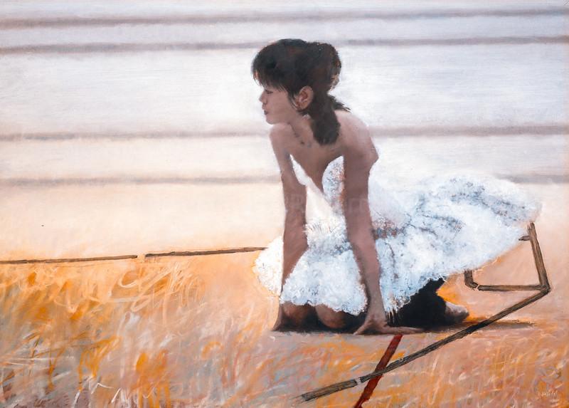 Miyako - White Dress, Yellow Stage (2005)