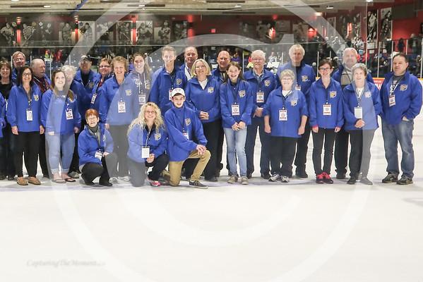 Kirkland Lake Dudley Cup Volunteers.