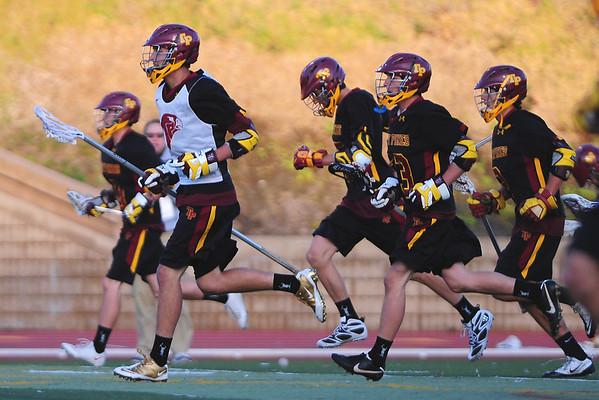 TP Mens Lacrosse 2011