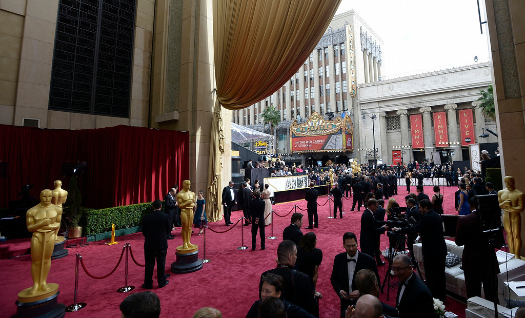 . The 86th Academy Awards at the Dolby Theatre in Hollywood, California on Sunday March 2, 2014 (Photo by John McCoy / Los Angeles Daily News)