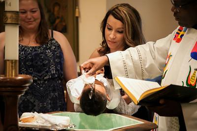 Jimenez Baptism