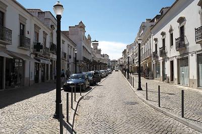 Monday 10 March 2014 : Tavira, Algarve