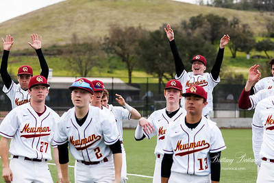 Varsity Baseball 2019 vs Monte Vista
