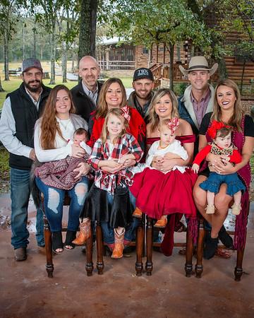 Julie & Bennie's Family