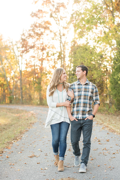 Knoxville Tennessee Engagement Photographe