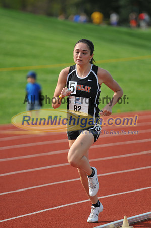 800 Prelims - 2013 GLIAC Outdoor Track and Field Championships