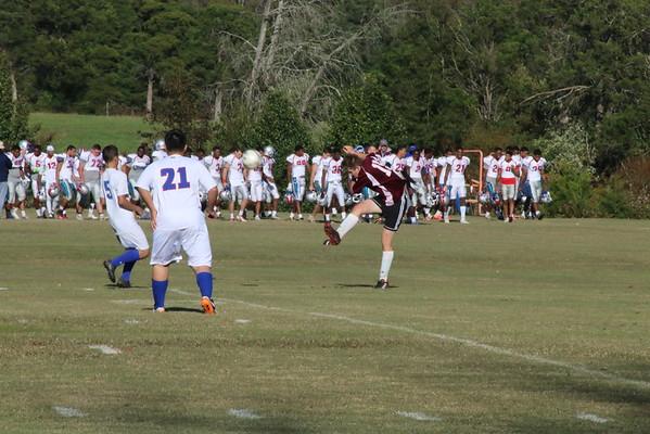 Junior Prep Soccer vs. Virginia Episcopal - Oct 23