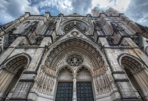 Saint John the Divine Cathedral