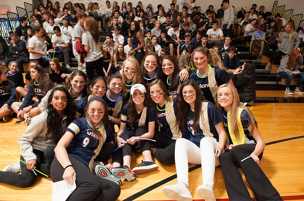 Homecoming 2015 - Pep Rally & Saturday Events