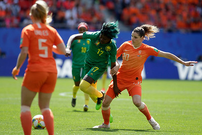 20190615 -FIFA World Cup Women- Netherlands - Cameroon
