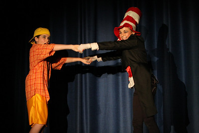 Seussical Jr Saturday Evening