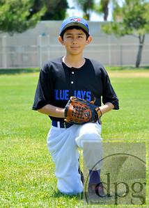 Roosevelt Park Baseball 2012